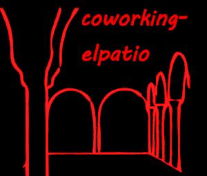 logo coworking transparenterojo