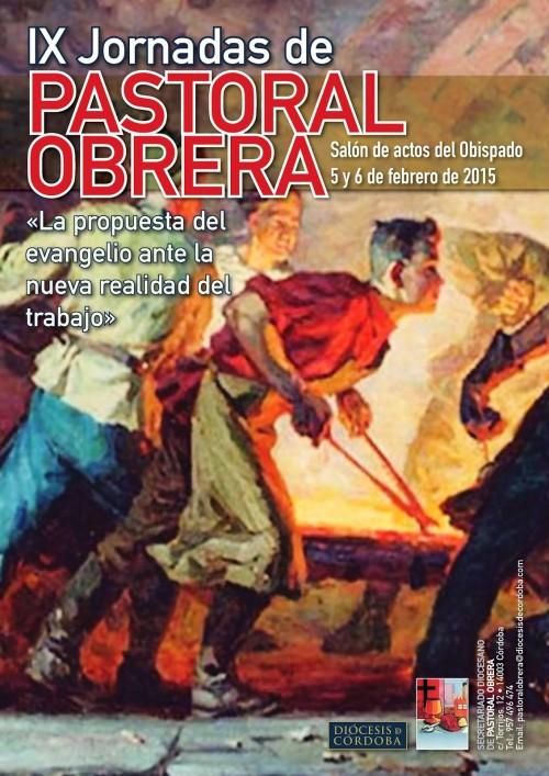 cartelIXJornadaPastoralObreracordoba